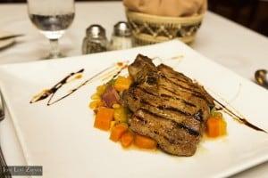 Hamanasi Belize Food