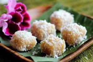 Belize Gluten-free sweet cassava snack