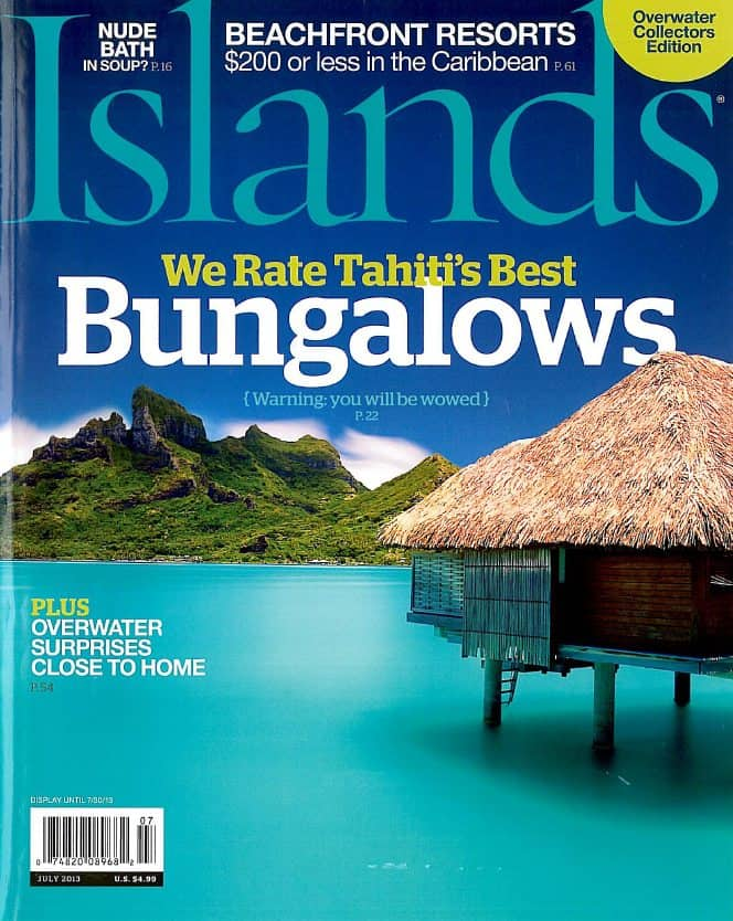 Cultural tourism in Belize covered by Islands magazine