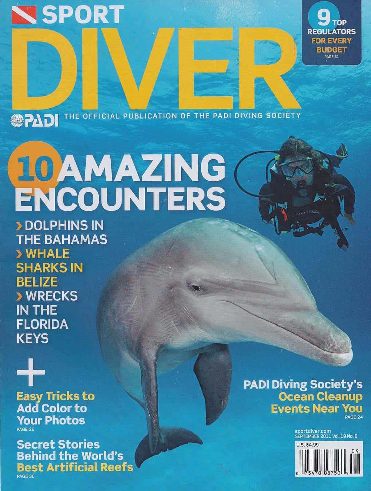 Belize Ecotourism at Hamanasi Belize Resort covered by Sport Diver magazine