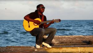 Aurelio Martinez performs Yalifu in Hopkins Belize