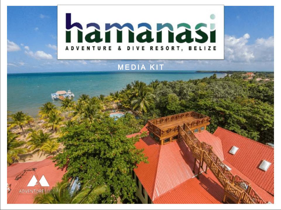 Hamanasi Media Kit 2016