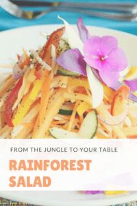 Hamanasi Rainforest Salad